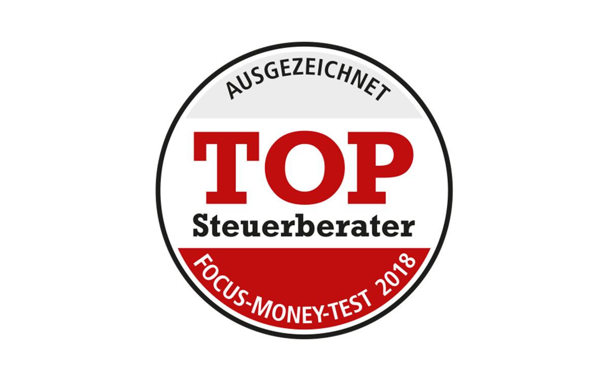 Focus-Money Top-Steuerberater 2018
