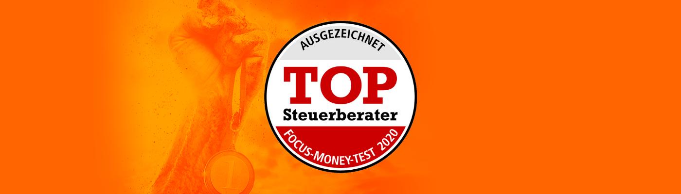 Focus Money zeichnet HSP-Kanzleien mit Top-Steuerberater-Siegel 2020 aus