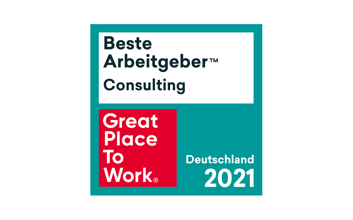 Great Place to Work® 2021