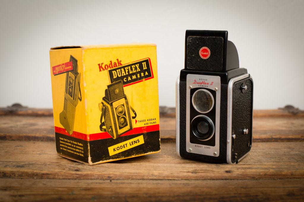 Wie sah der Niedergang von Kodak aus?