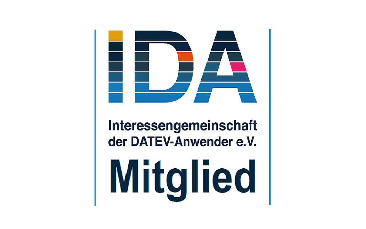 Logo der IDA e. V.