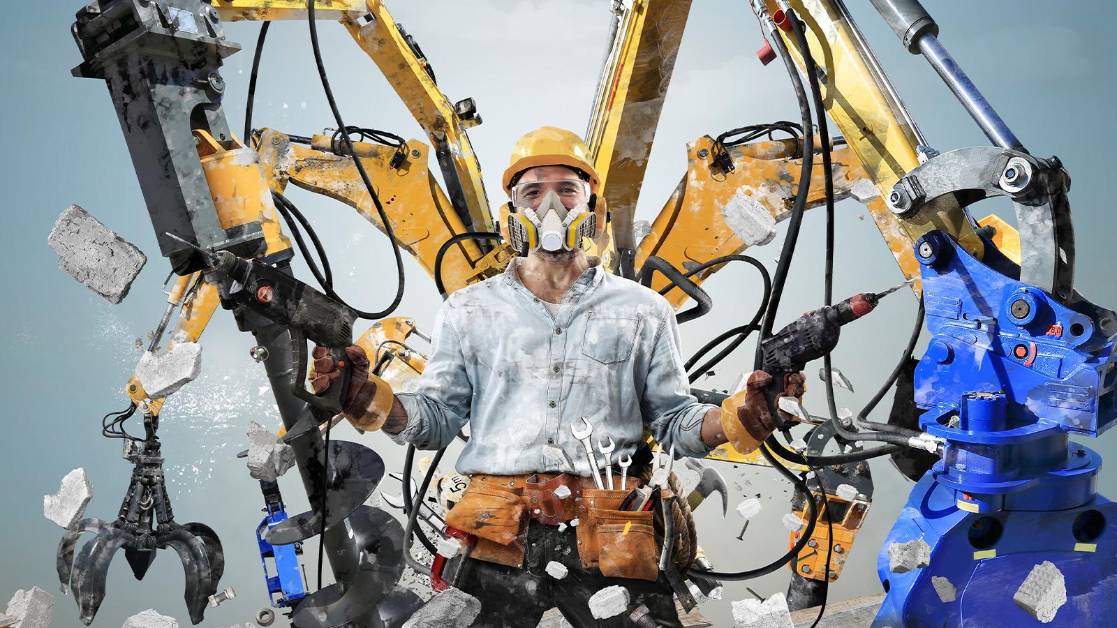 Experten-Team für Handwerker